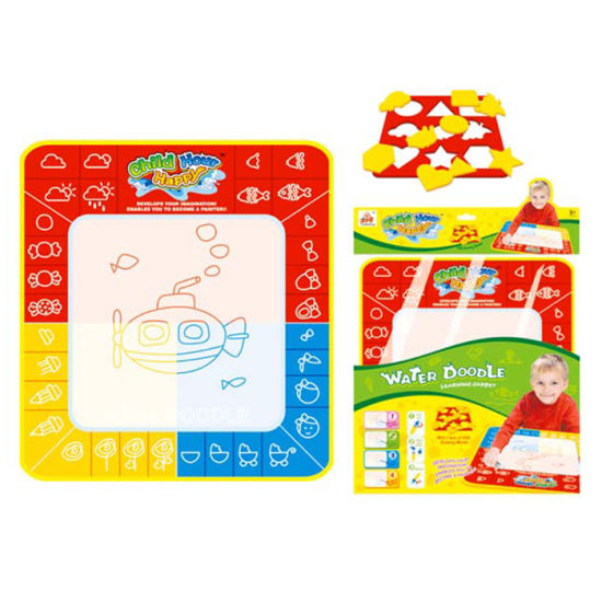 Polyester Magic Water Doodle Mat Kids′ Writing Board Toys (10172781) pictures & photos