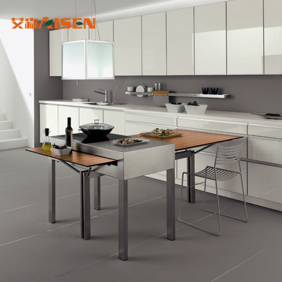 Simple Modern Style China Factory Price Modern Small Kitchen Set Kitchen  Furniture