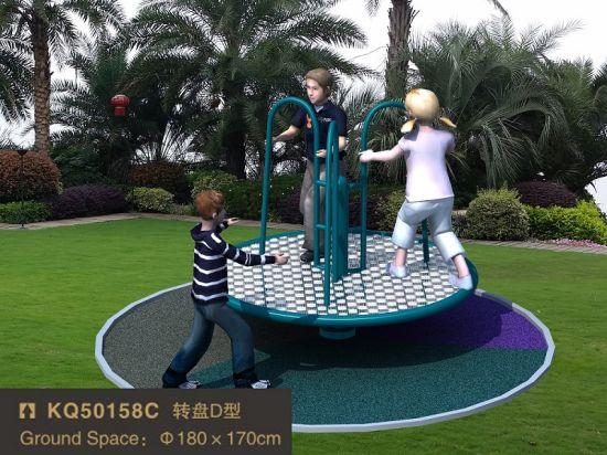 Kaiqi Swivel Toy for Children's Outdoor Playground (KQ50158C)