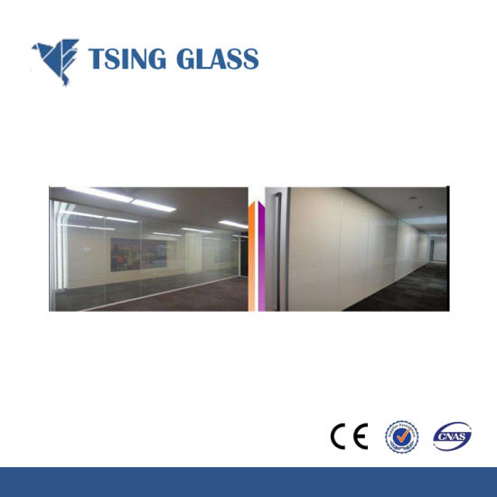 Pdlc Privacy Glass/Smart Film Glass for Doors / Windows pictures & photos