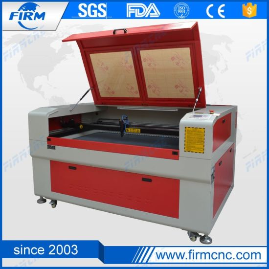 Jinan Reci 80W CNC Engraver Wood Engraving CO2 Laser Machine pictures & photos