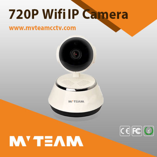 Low Power Cheap P2p SD Card WiFi PT Network IP Camera Wireless (H100-Q6) pictures & photos