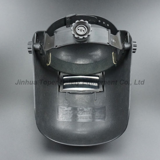 PP Material Wheel Ratchet Suspension Welding Mask (WM401) pictures & photos