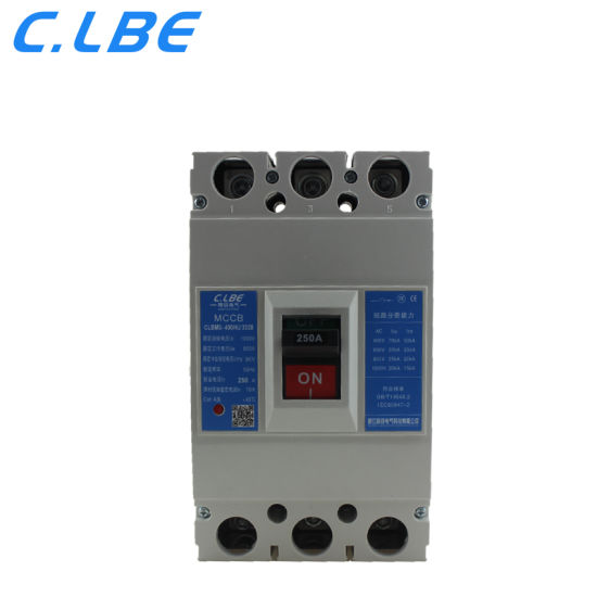 Clbm3 3p 400, 690, 800, 1000VAC Moudle Case Circuit Breaker Switch MCCB