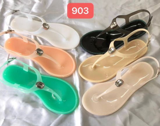 PVC Jelly Sandal 2021 Summer Made in China Guangdong