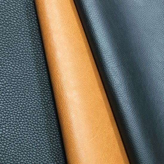 Durable Decorative Imitation PVC/PU Artificial Synthetic Leather