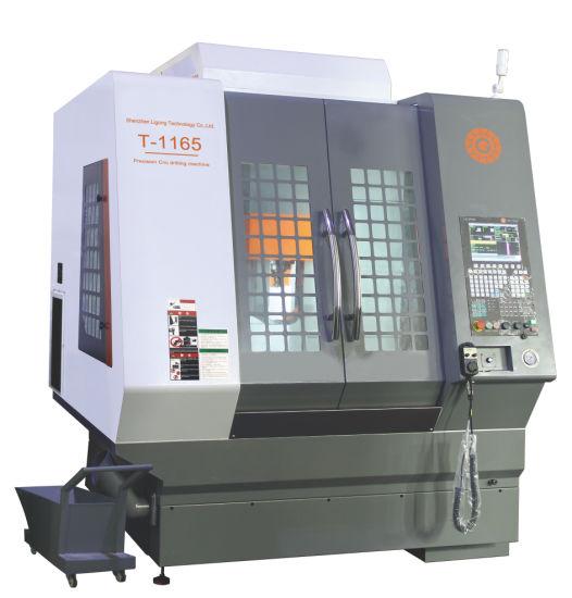 CNC Japanese-System Deep Hole Drilling Machine