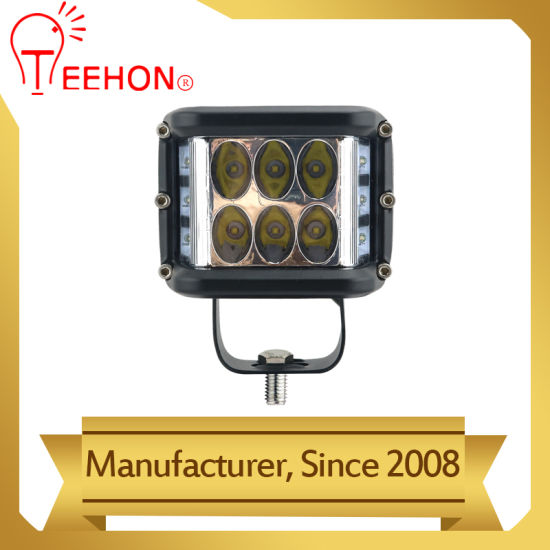3 Sides Emitting 36W LED Car Work Lamp