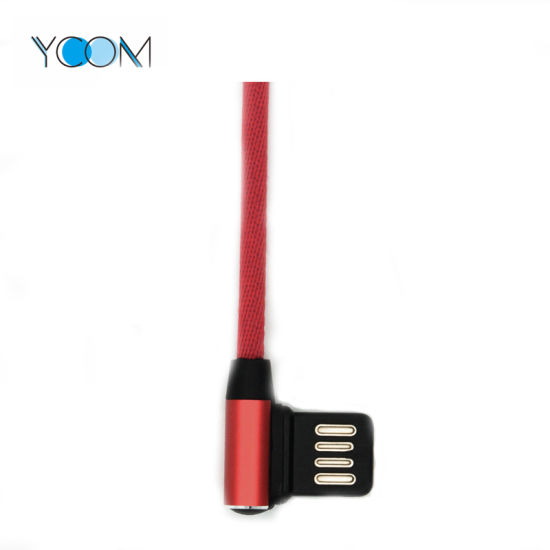 Ycom Double Sizes USB Charging Cable for Type C pictures & photos