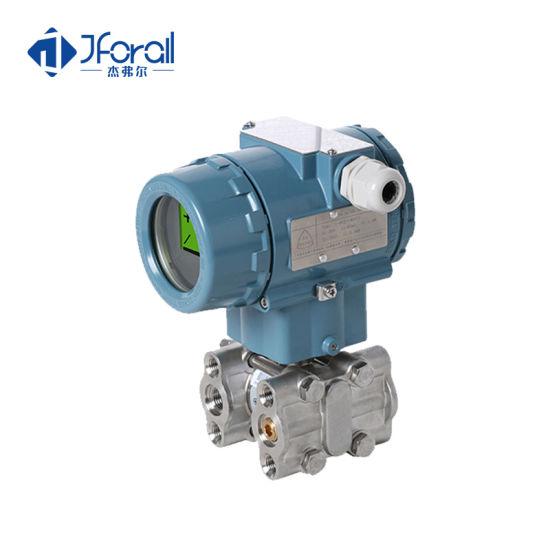 JFA712C Steam Pneumatic Explosion Proof Differential Pressure Sensor  Transmitter