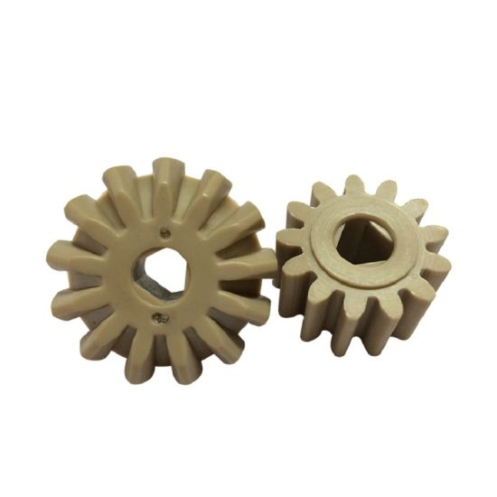 Colored POM Plastic Gear for Machine Use