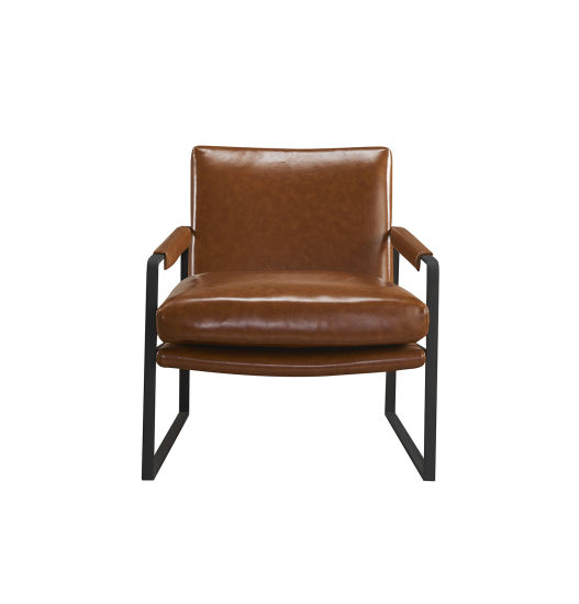 Tremendous Mid Century Modern Signature Design Brown Peacemaker Accent Ibusinesslaw Wood Chair Design Ideas Ibusinesslaworg