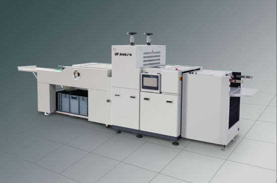 Machinery & Hardware Application and Paper Packaging Material Die Cutting Machine (DP-A4874)