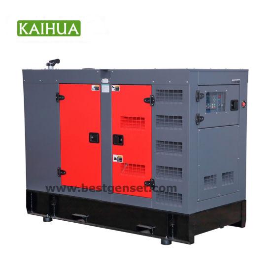 Cummins/Perkins/Weichai Home Soundproof Diesel Electric/Electrical Power Generating/Generator Set