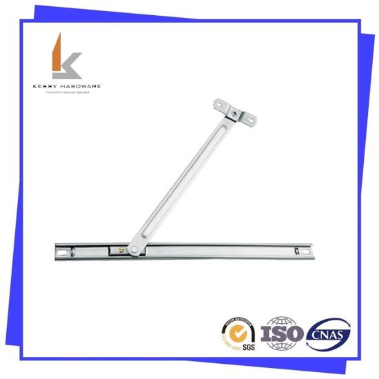 High Quality Stainless Steel and PVC Casement Window Friction Stay, Window Hinge