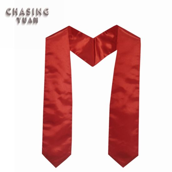 Primary School Graduation Sashes & Stole in Shiny