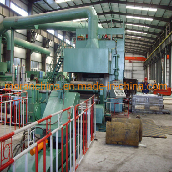 1450 20hi Reversible Cold Rolling Mill for Stainless Steel