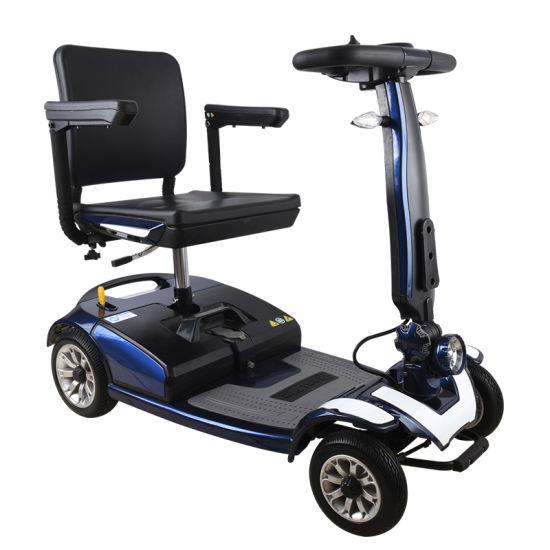 4 Wheel Electric Mobility Scooter for Handicapped pictures & photos