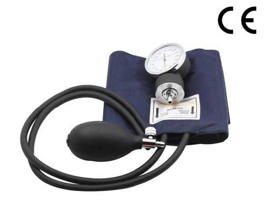 Medical Economic Aneroid Sphygmomanometer Kit with Ce Approved pictures & photos