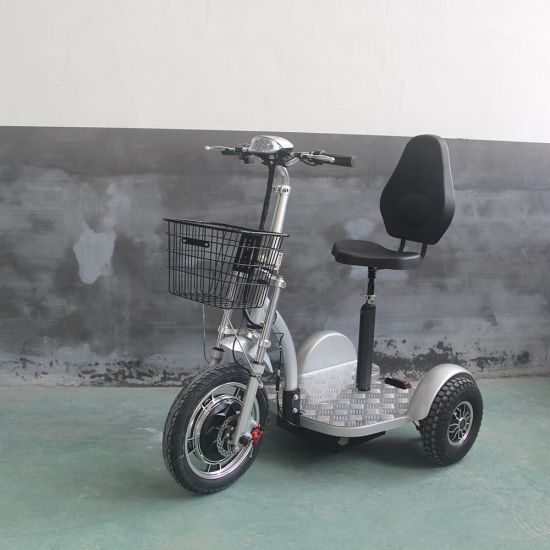 2019 New Arrival 3 Wheel Scooter Rear Wheel Drive Mobility Scooter 1000W