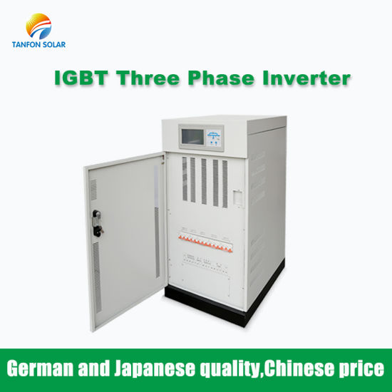China Three Phase Inverter (20KW-50KW) - China Solar