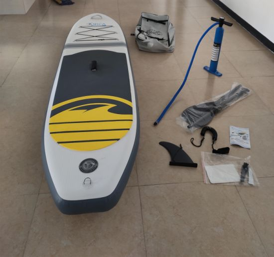 Inflatable Surfing Board