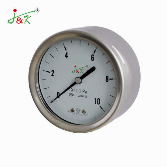 High Quality Capsule Pressure Gauge with Cheaper Price