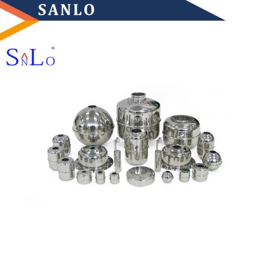 Custom Semi-Gloss Magnetic Round Float Ball Controller Part