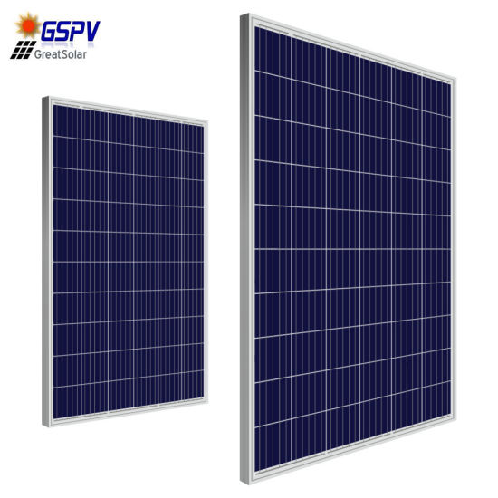 280W Polycrystalline Solar Panel with Ce and TUV