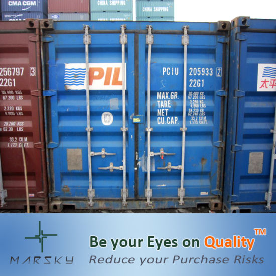Inspection Service for Container Loading Inspection