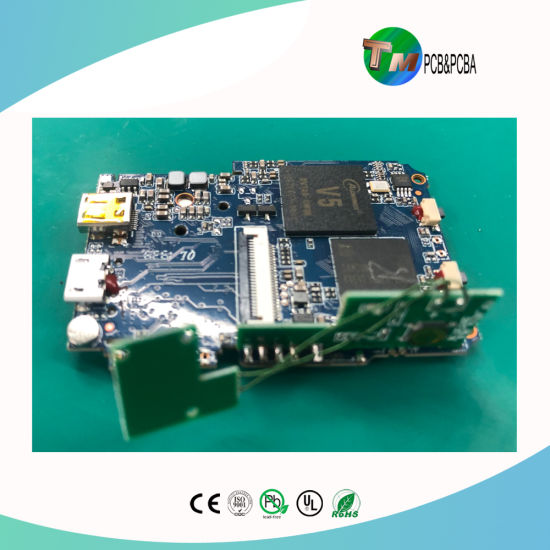 SMT Mother Printed Circuit Board PCB PCBA Electric Assembly with Customized Design