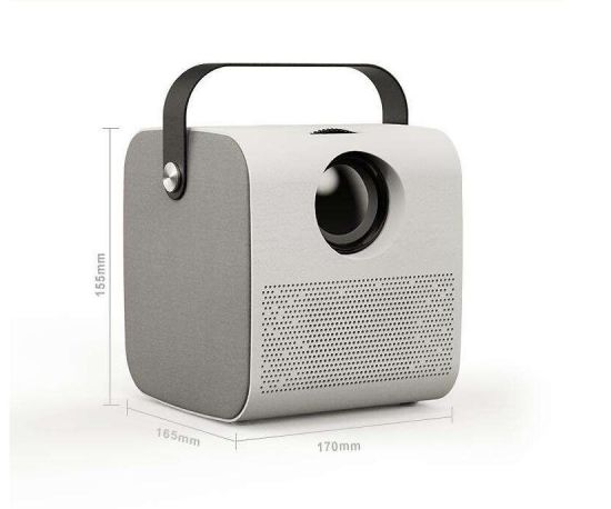 Factory Price Q3 ANSI 150 Lumens Cheap High Quality 1080P Mini Portable Projector with in-Built Bt Speaker