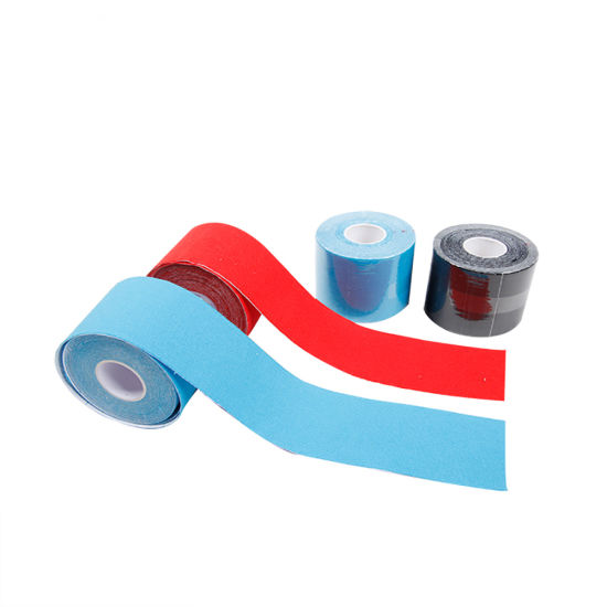 Kinesiology Tape Adhesive Kinesiology Tape For Sports Protection