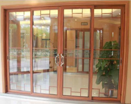 Fine China Modern Aluminium 2 Track Sliding Door With Decorative Home Interior And Landscaping Pimpapssignezvosmurscom