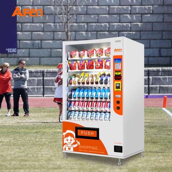 Afen Snack Vending Machine/Drink Vending Machine/Combo Vending Machine