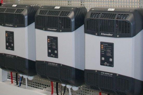 Steca Xtender Xtm 4000-48 Studer Pure Sine Wave Power Inverter 4kw 48VDC 230VAC