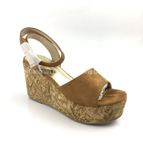 Women Wrap-Around Espadrille Wedges Sandal Shoes