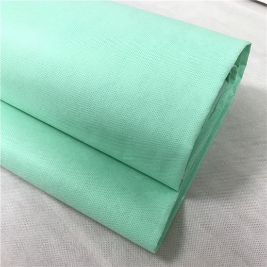 Hydrophobic Fabric Nonwoven Polypropylene Fabric