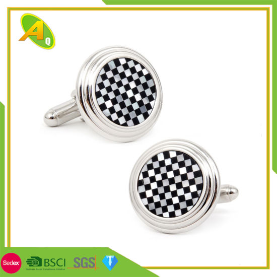 Cuff Links Box Packaging Button Jewelry (029)