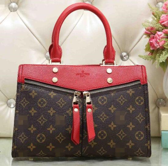 Luxury Women Bag Wholesale Hand Bag Fashion Ladies Handbag for L-V Lover