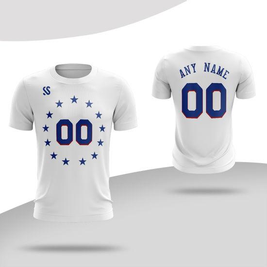 Custom Logo Sublimation Printing Mens T-Shirt