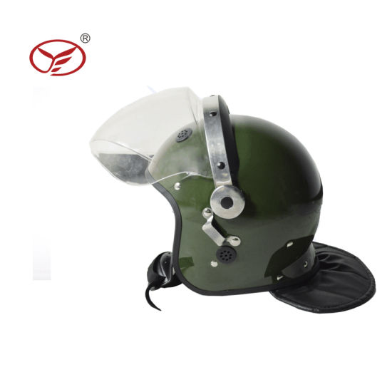 Standard European Style Full Face Anti Riot Helmet