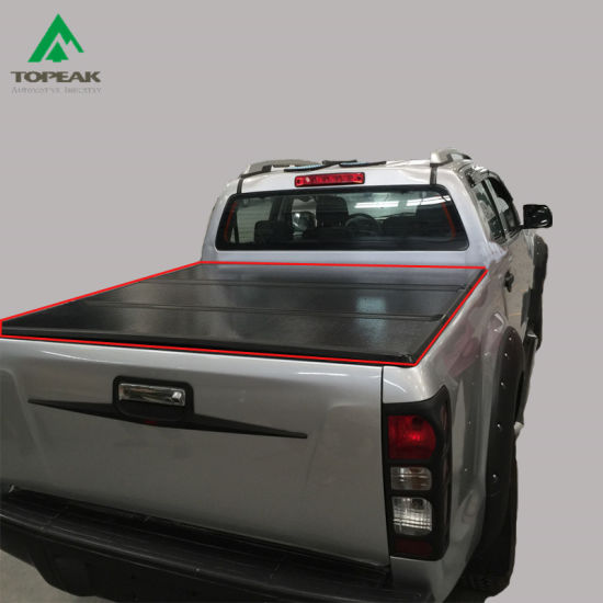 Rolling Tonneau Cover for Dodge RAM 3500 Big Horn Laramie Mega Cab 2015+ pictures & photos