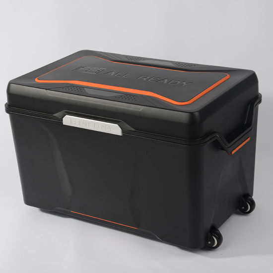 Outdoor Portable Picnic Box for BBQ, Family Party, Camping