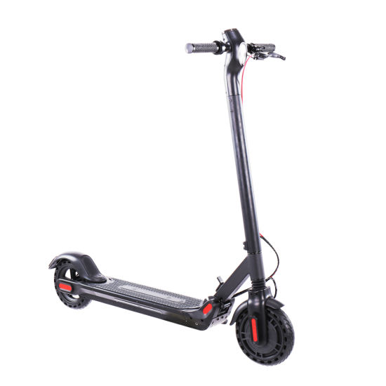2019 New Design LG Lithium Battery Electric Scooter portable