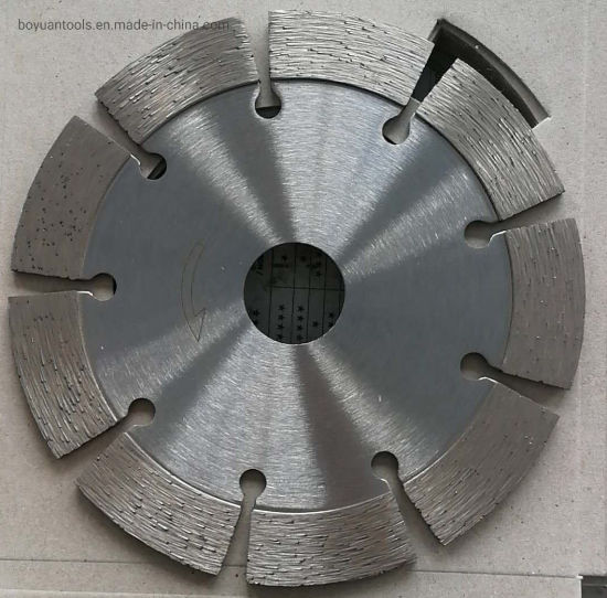 Big Width Saw Blade with Long Cut Life
