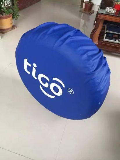 High Quality PVC Spare Tire Cover, Spare Tire Cover with Logo