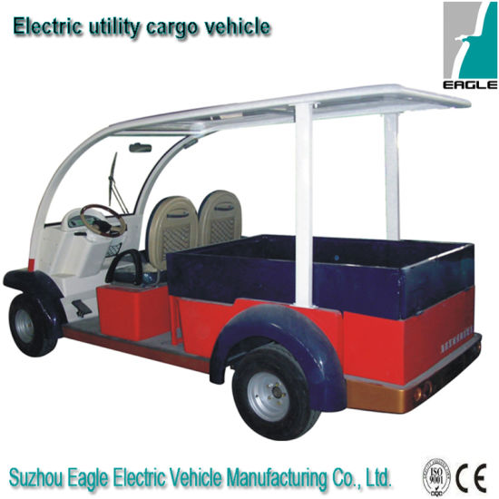 Cargo Bed Vehicle (EG6062KCX) pictures & photos