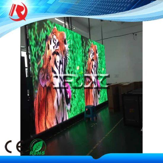 Outdoor RGB LED Screen/LED Sign/LED Display Board P8 LED Video Display Panel/Digital Display Board