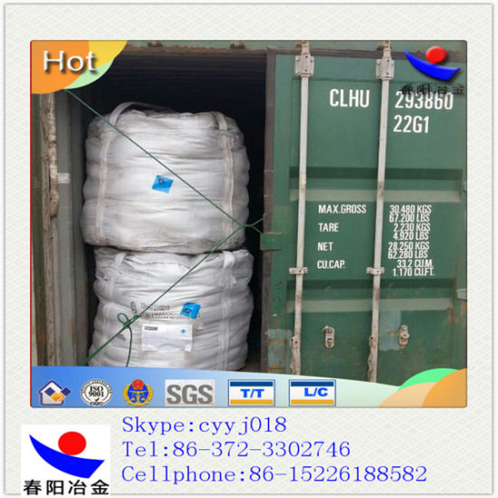 Calcium Silicon Powder Ca30si55 100mesh 200mesh pictures & photos